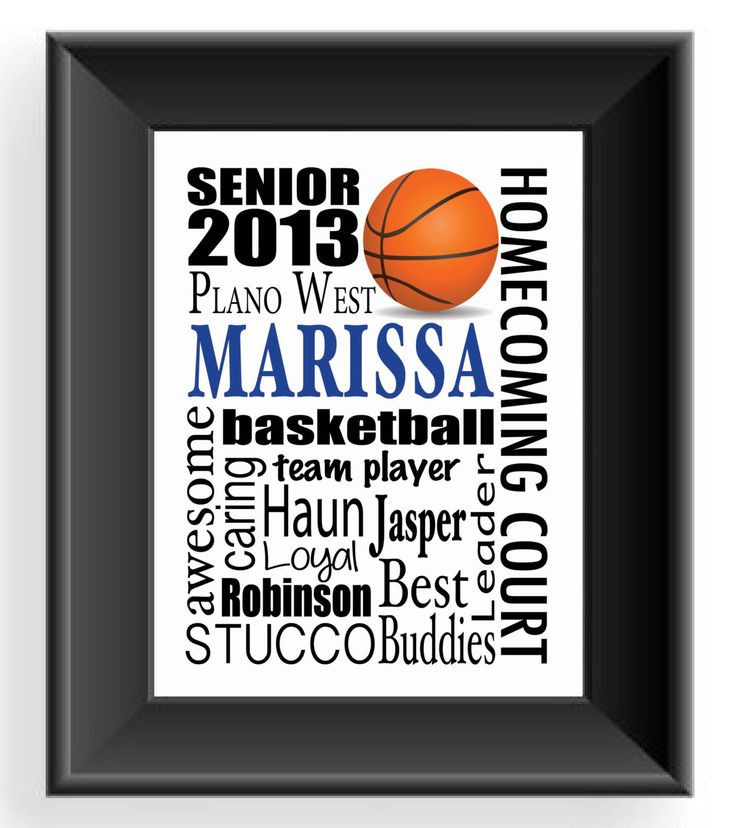 Graduation Gift Ideas For High School Seniors  High School Senior Gifts Sports