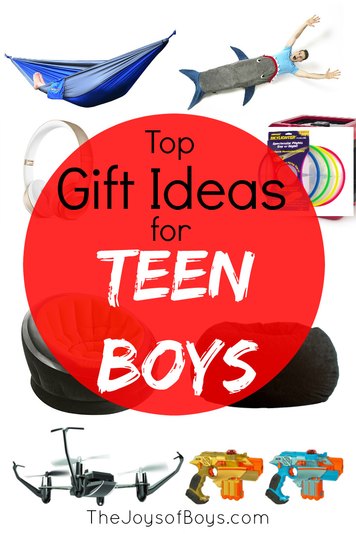 Best ideas about Great Gift Ideas For Boys . Save or Pin Gift Ideas for Teen Boys Top Gifts Teen Boys will Love Now.