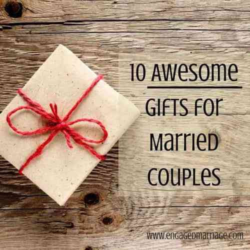 Best ideas about Great Gift Ideas For Couples . Save or Pin 10 Awesome Gifts for Married Couples Now.