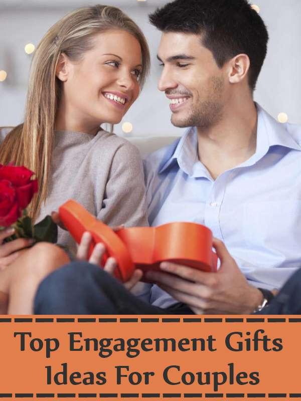 Best ideas about Great Gift Ideas For Couples . Save or Pin Top Engagement Gifts Ideas For Couples Now.