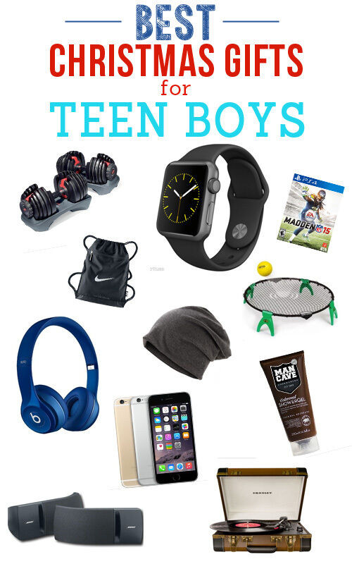Great Gift Ideas For Teen Boys  Best Christmas Gifts For Teenage Boys