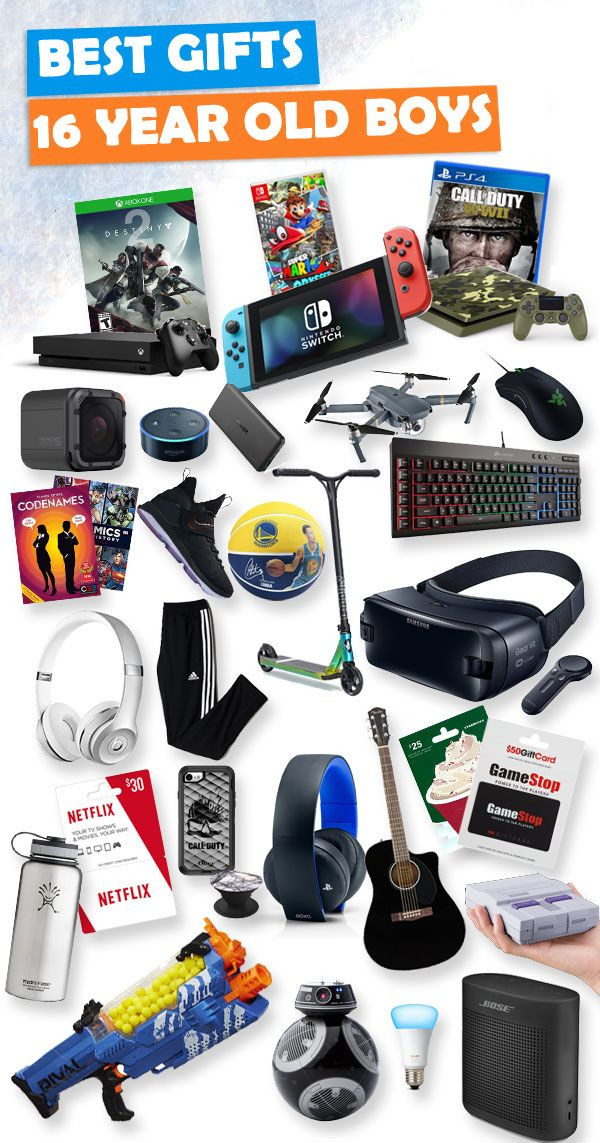 Great Gift Ideas For Teen Boys  8 best Gifts For Teen Boys images on Pinterest