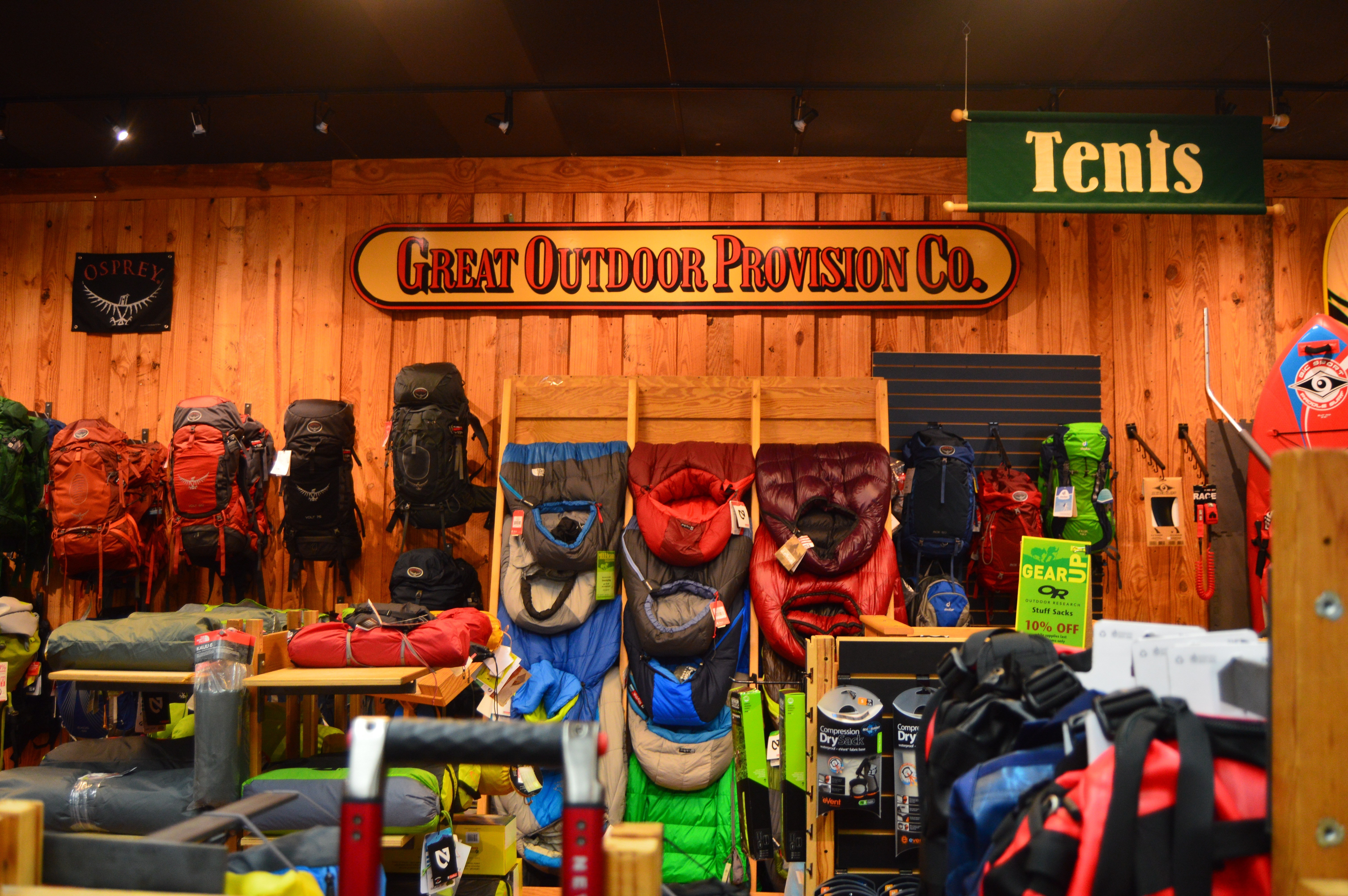 Best ideas about Great Outdoor Provision Co . Save or Pin Meet Our Sponsors Great Outdoor Provision Co Sir Now.