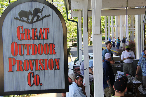 Best ideas about Great Outdoor Provision Co . Save or Pin River Bassin Recap – Charlotte NC Now.