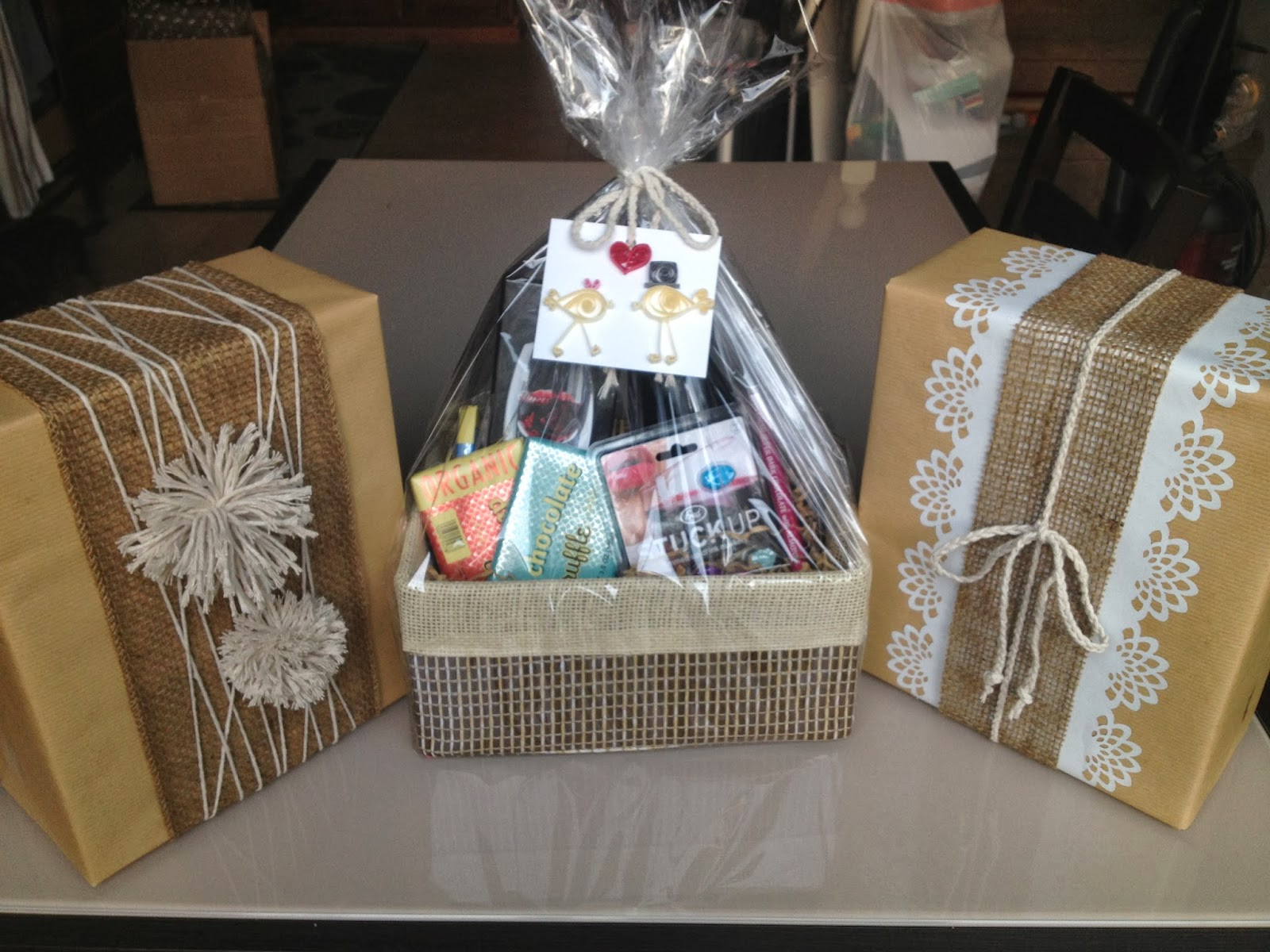 Great Wedding Gift Ideas  Wedding Gift Baskets For Guests Gift Ftempo