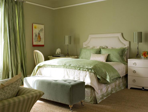 Best ideas about Green Bedroom Ideas . Save or Pin Sage Green Bedroom Walls Ideas To Beautify Bedroom Sage Now.