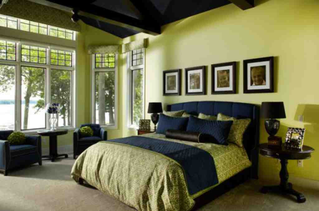 Best ideas about Green Bedroom Ideas . Save or Pin Neon Green And Black Bedroom Now.