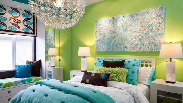 Best ideas about Green Bedroom Ideas . Save or Pin 15 Refreshing Green Bedroom Designs Now.