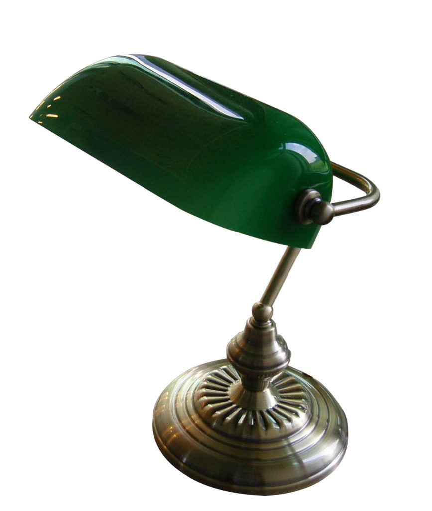 Best ideas about Green Desk Lamp . Save or Pin Green glass desk lamp 10 secret ingre nts to having an Now.