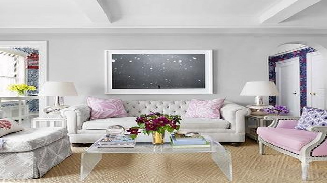 Best ideas about Grey Accent Wall Living Room . Save or Pin Light Grey Living Room Walls Now.