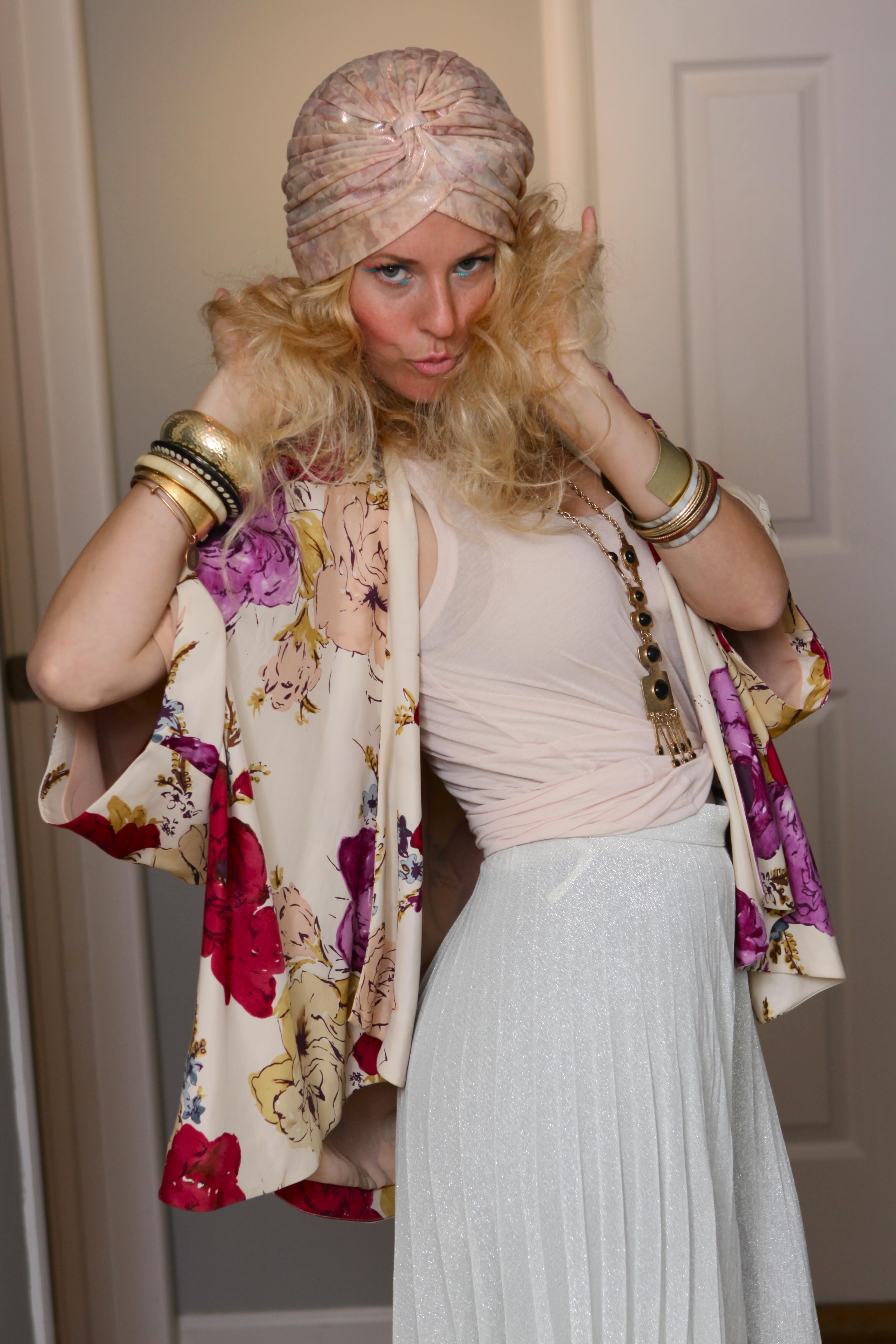 Gypsy Costumes DIY  Gypsy Halloween Costume