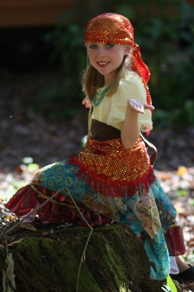 Gypsy Costumes DIY  39 best images about Fortune Teller Costumes on Pinterest
