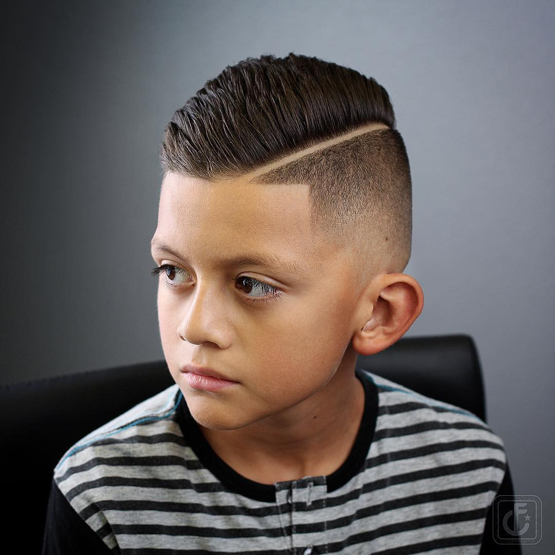 Hair Cut For Boys  Side Cut For Boys