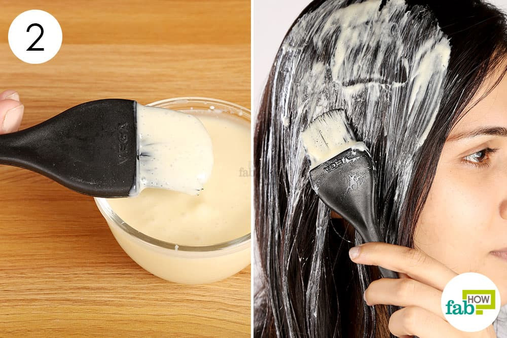Hair Mask For Curly Hair DIY  Top 5 DIY Homemade Hair Masks for Dry Dull and Frizzy