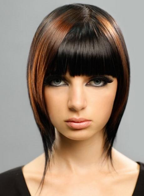 Haircuts Female  Semi short haircuts for women