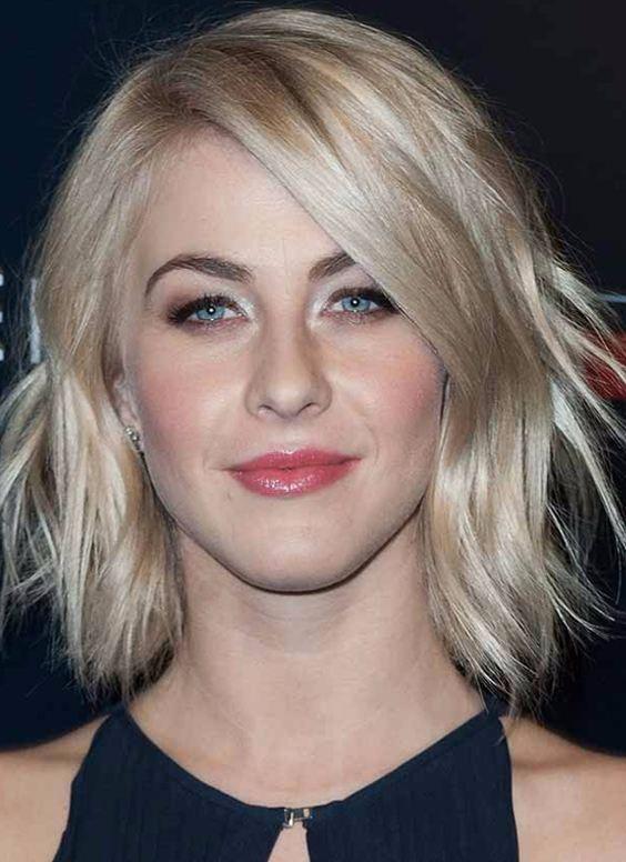 Haircuts Female  Elegant Medium Length Hairstyles 2018