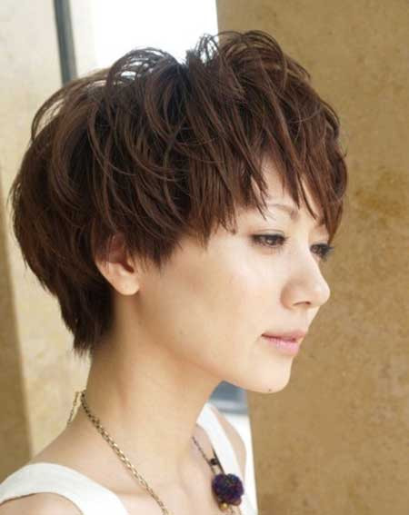 Haircuts For Female  Short hairstyles for Asian Women
