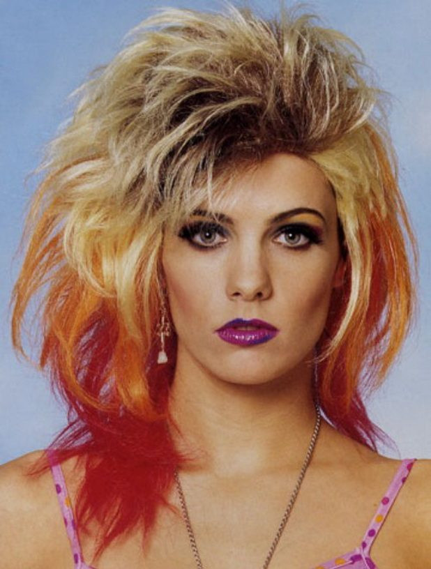 Haircuts For Female  1980 Hairstyles for Women