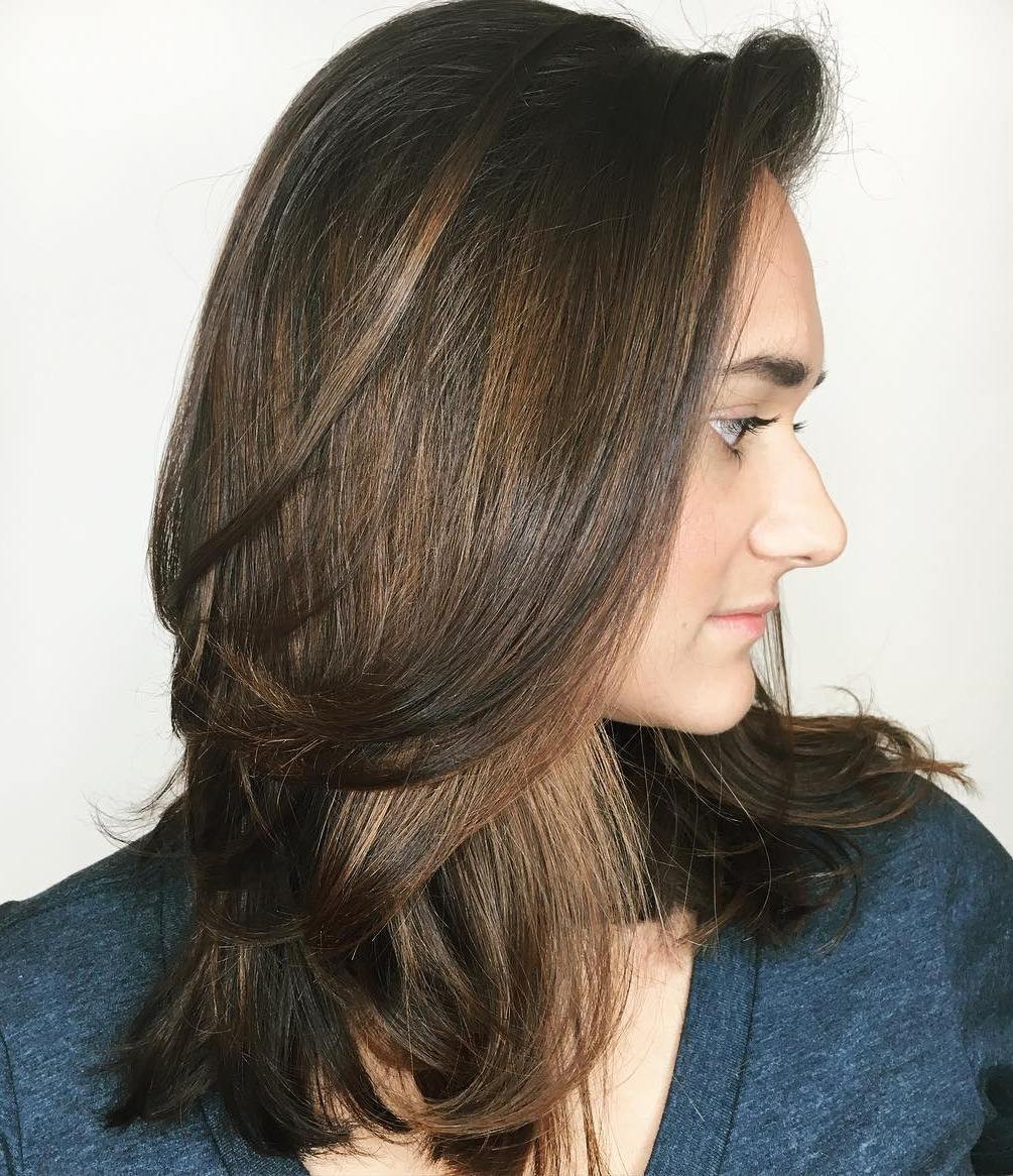 Haircuts For Medium Length Thick Hair  60 Most Beneficial Haircuts for Thick Hair of Any Length