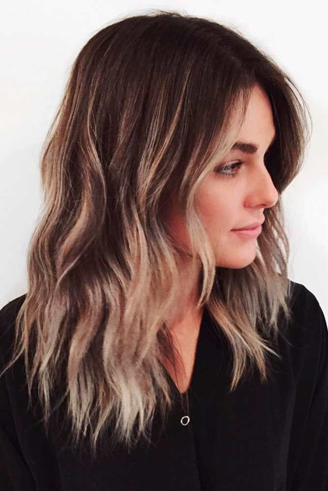 Haircuts For Medium Length Thick Hair  10 Medium Length Hairstyles for Thick Hair in Super y