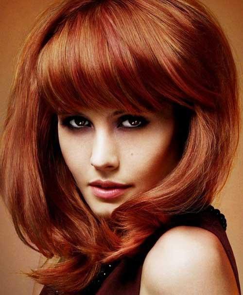 Haircuts For Medium Length Thick Hair  Haircuts for Medium Thick Hair