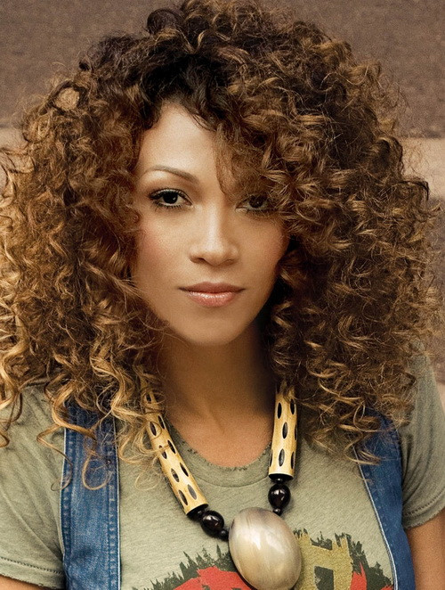 Best ideas about Haircuts For Natural Curly Hair . Save or Pin Endeavor Naturally Curly Hairstyles to be Pretty and Now.
