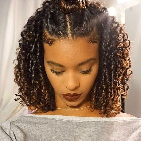 Best ideas about Haircuts For Natural Curly Hair . Save or Pin Curly haircuts black natural curly hairstyles Now.