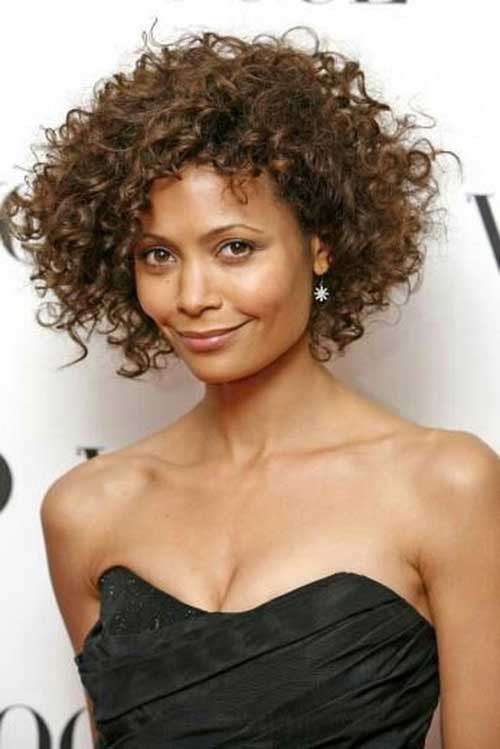 Best ideas about Haircuts For Naturally Curly Hair . Save or Pin 20 Naturally Curly Short Hairstyles Now.