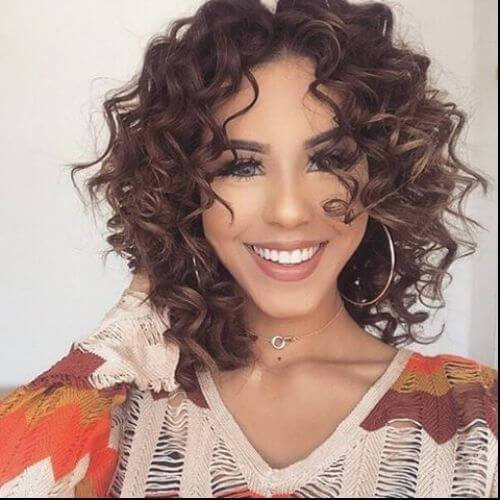 Best ideas about Haircuts For Naturally Curly Hair . Save or Pin 40 Hairstyles for Curly Hair Now.