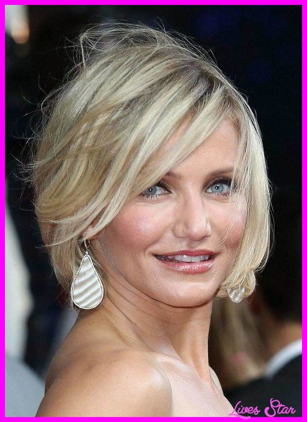 Haircuts For Thinning Hair Female  Short haircuts for thinning hair women LivesStar