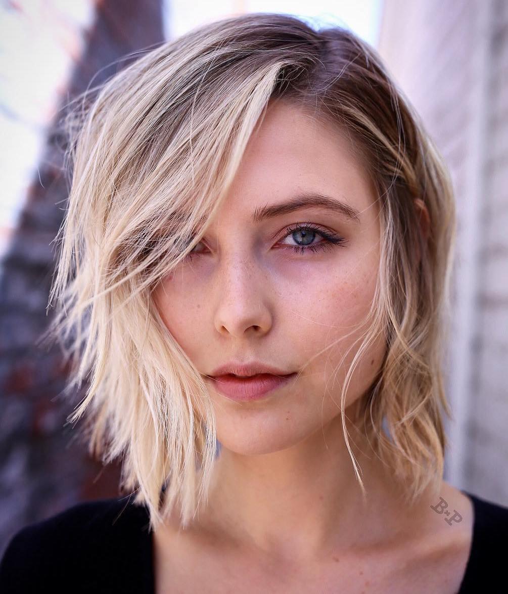 Haircuts For Thinning Hair Female  65 Devastatingly Cool Haircuts for Thin Hair