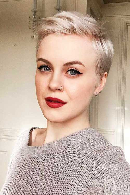 Best ideas about Hairstyle 2019 Female . Save or Pin 2019 Trend Short Haircuts For Fine Hair Short Hair Models Now.
