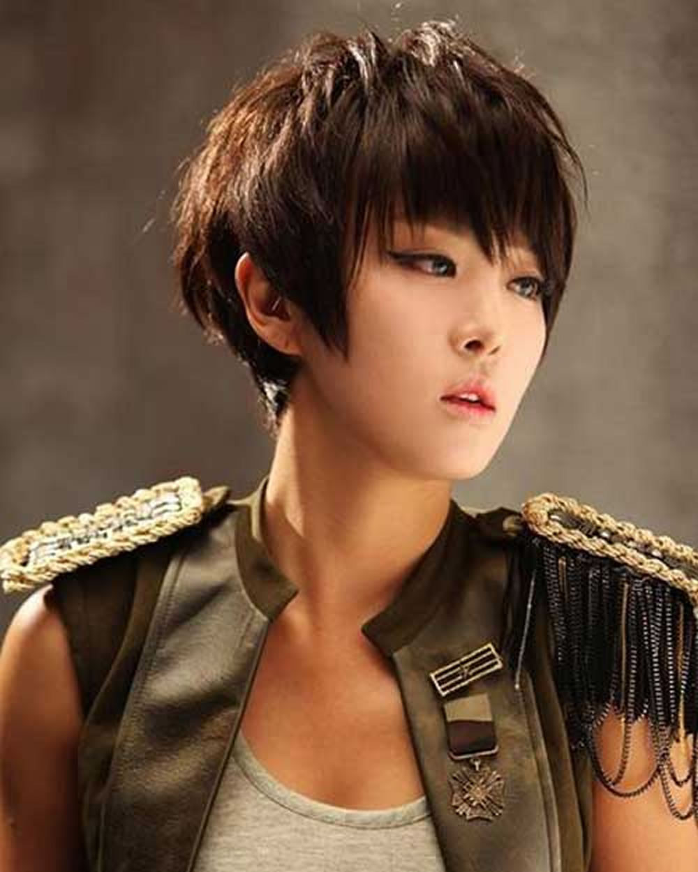 Best ideas about Hairstyle 2019 Female . Save or Pin Pixie Haircuts for Asian Women Now.