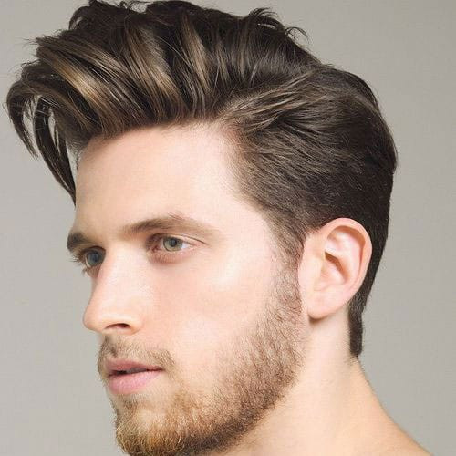 Best ideas about Hairstyle For Boys . Save or Pin 19 College Hairstyles For Guys Now.