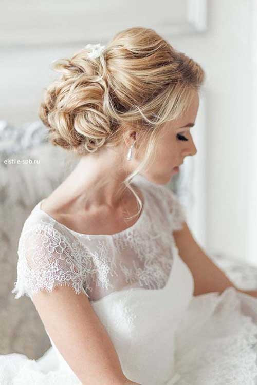 Best ideas about Hairstyle For Bridesmaid . Save or Pin 35 Best Hairstyles for Brides Now.