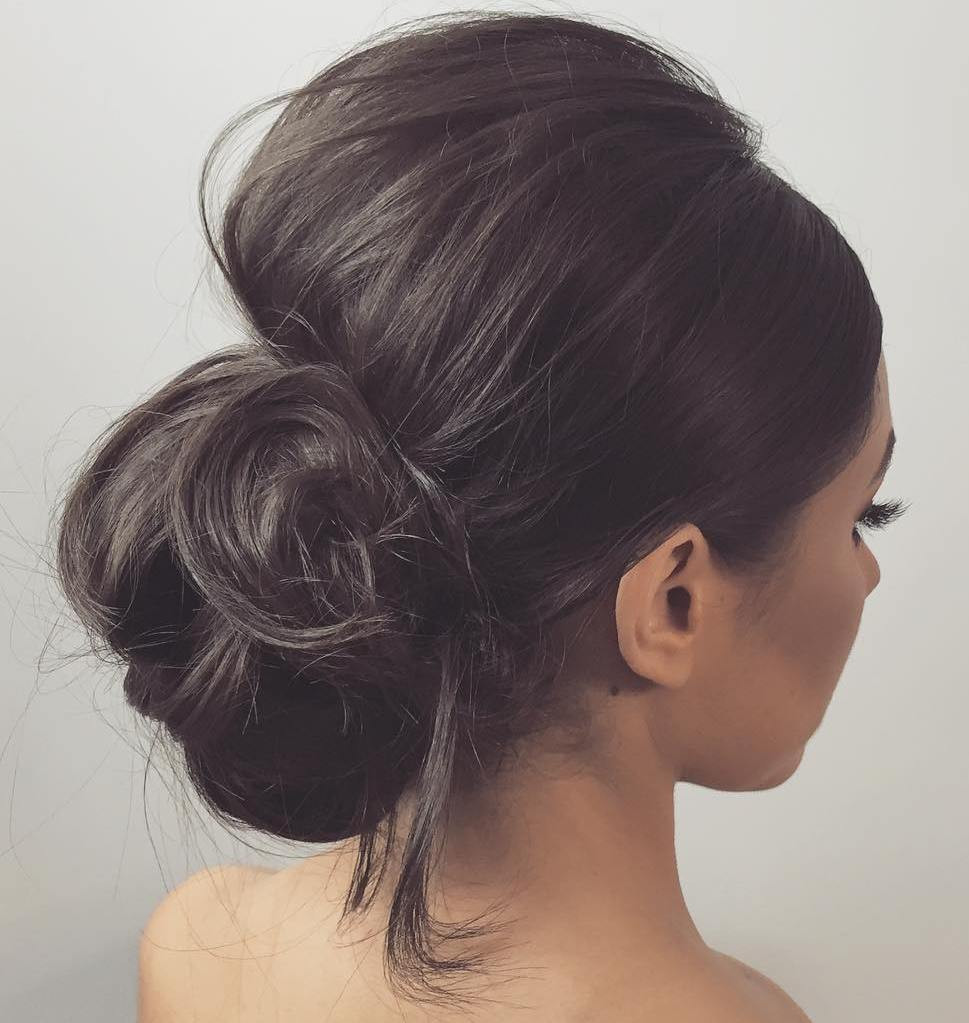 Best ideas about Hairstyle For Bridesmaid . Save or Pin 40 Irresistible Hairstyles for Brides and Bridesmaids Now.