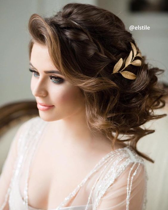 Best ideas about Hairstyle For Bridesmaid . Save or Pin 250 Bridal Wedding Hairstyles for Long Hair That Will Now.