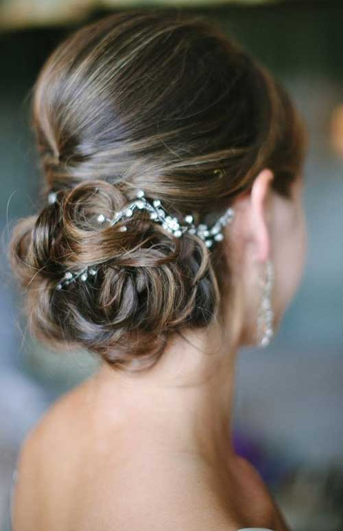 Best ideas about Hairstyle For Bridesmaid . Save or Pin 35 Bridesmaids Hair Now.