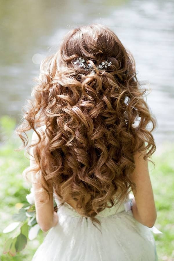 Best ideas about Hairstyle For Bridesmaid . Save or Pin Bridesmaid hairstyles – elegant hairdo ideas in different Now.