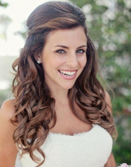 Hairstyle For Bridesmaids  Hairstyle for bridesmaid long hair
