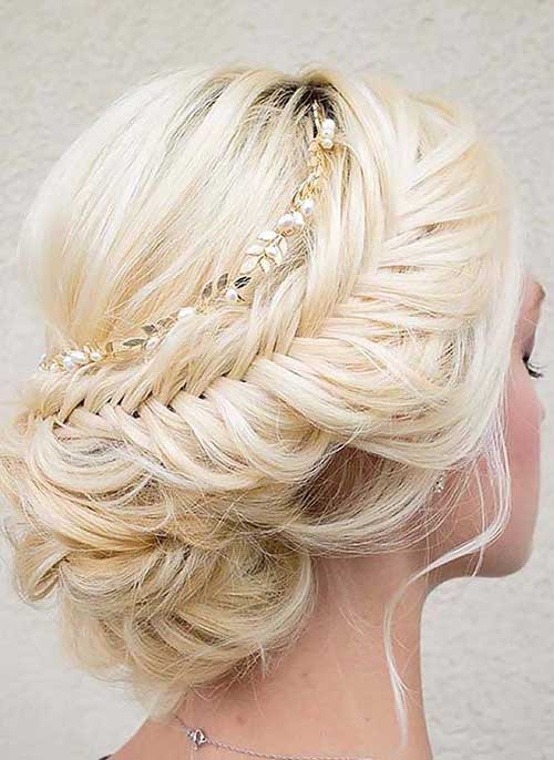 Hairstyle For Bridesmaids  35 Popular Wedding Hairstyles for Bridesmaids