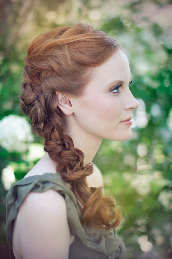 Hairstyle For Bridesmaids  Hairstyle
