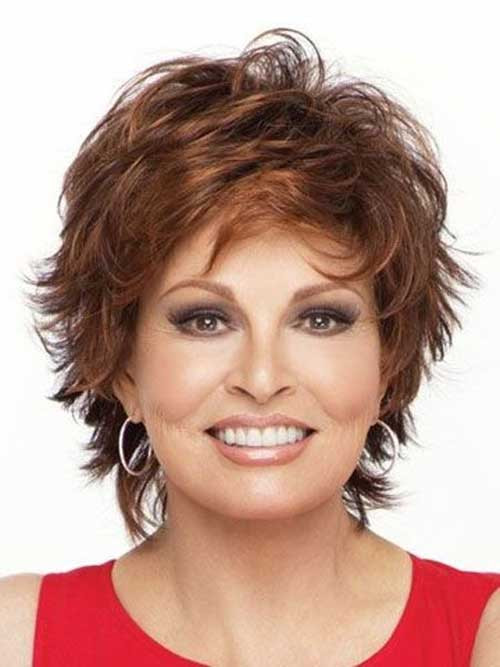 Best ideas about Hairstyle For Older Women . Save or Pin 50 Perfect Short Hairstyles for Older Women Fave HairStyles Now.