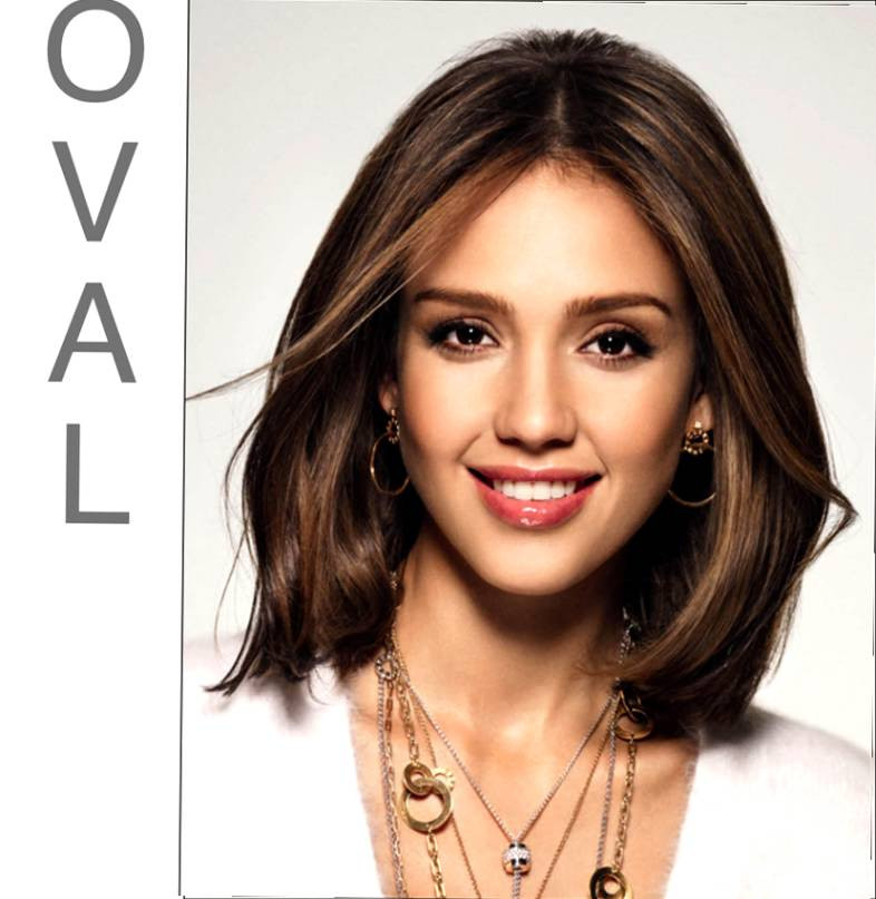 Hairstyle For Oval Face Female  The Best Bay Area Salons Identify Clients' Face Shapes to