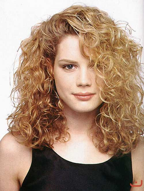 Best ideas about Hairstyle For Thick Curly Frizzy Hair . Save or Pin 20 Best Haircuts for Thick Curly Hair Now.