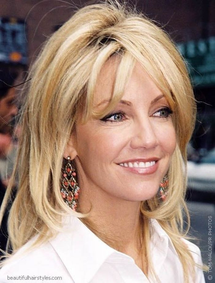 Hairstyle For Thin Hair Female  Latest Hairstyles For Women Over 50 Fave HairStyles