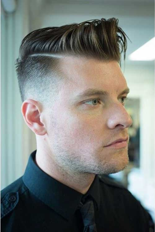 Hairstyle For Thin Hair Male  10 Mens Hairstyles for Fine Straight Hair