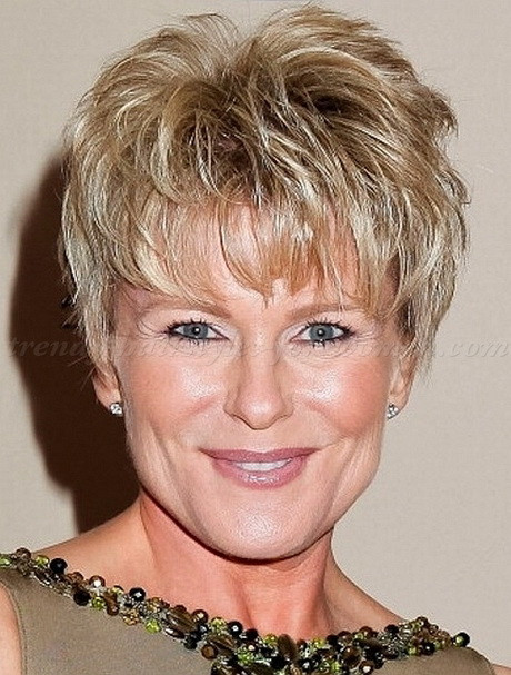 Hairstyle For Women Over 55  Short hairstyles for women over 50 for 2014