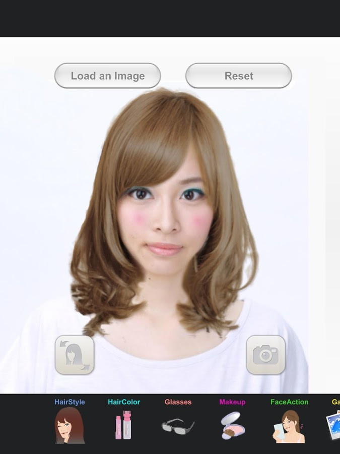 Hairstyle Simulator  Hairstyle Simulator SimFront Android Apps on Google Play