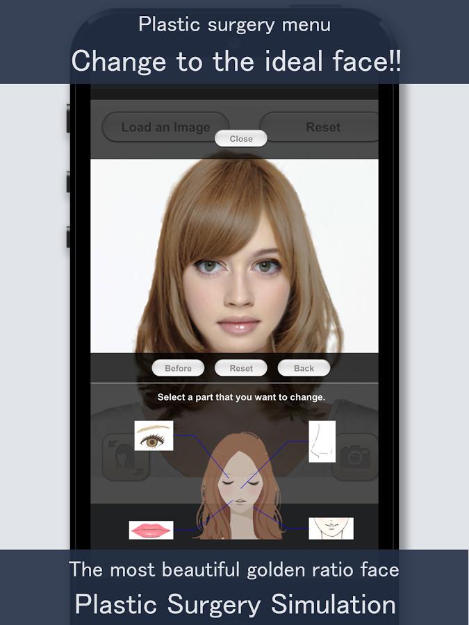 Hairstyle Simulator  Hairstyle Simulator